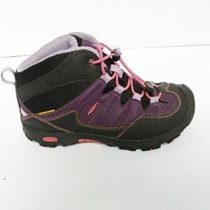 KEEN Girl's Pagosa waterproof mid Hiking Boots 3